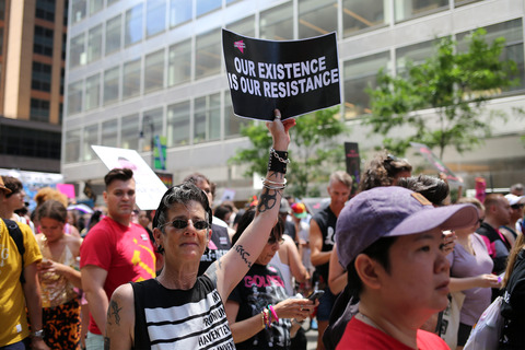 Queer Liberation March NYC 6/30/19