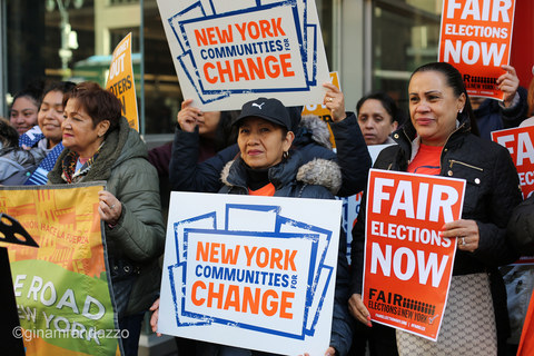 Fair Elections For NY NYC Office of the Governor 11/21/19