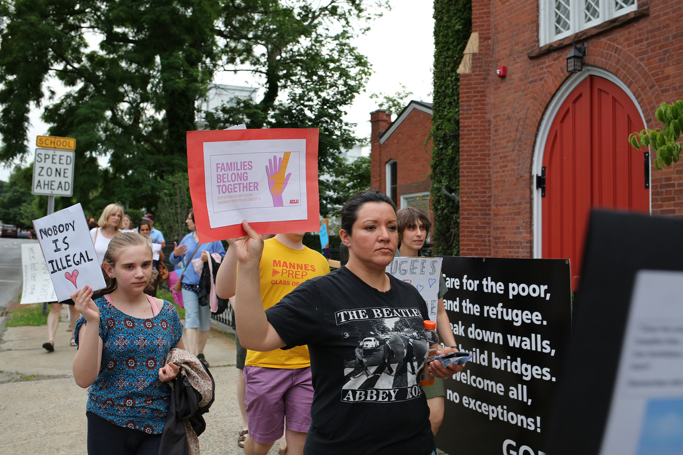 World Refugee Day Tarrytown, NY 6/20/18 World Refugee Day Tarrytown NY 6/20/18