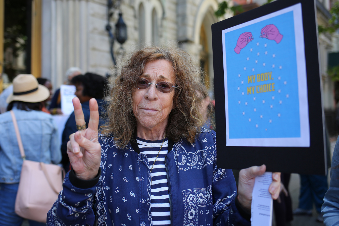 StopTheBans- Middle Collegiate Church NYC 5/21/19