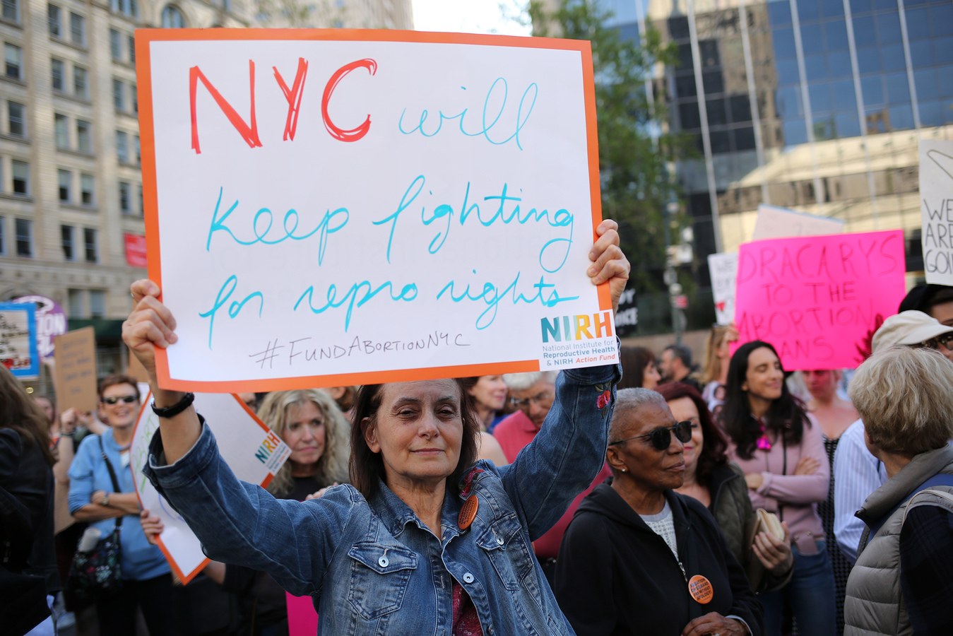 StopTheBans- Foley Square NYC 5/21/19