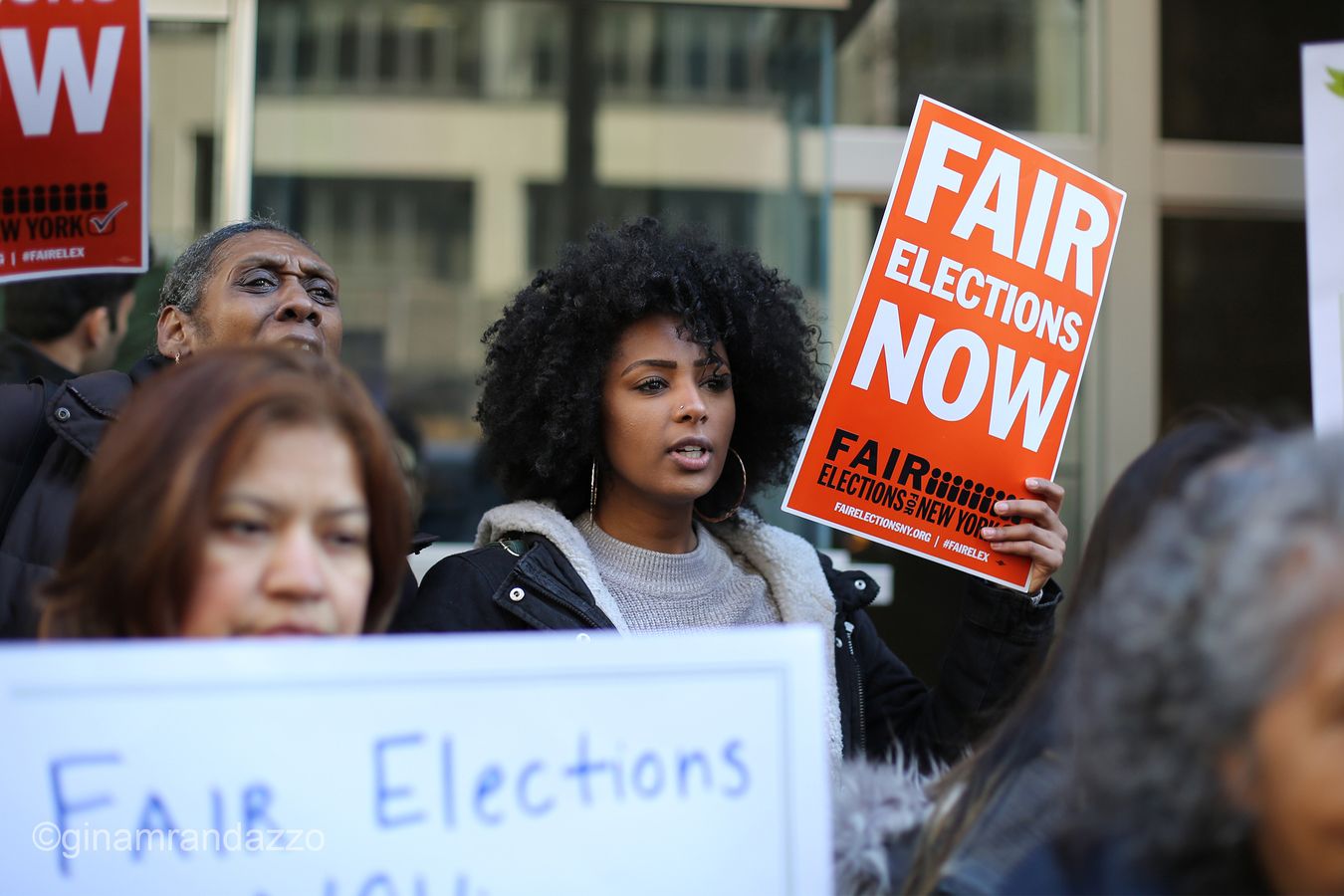 Current Project Fair Elections For NY NYC Office of the Governor 11/21/19