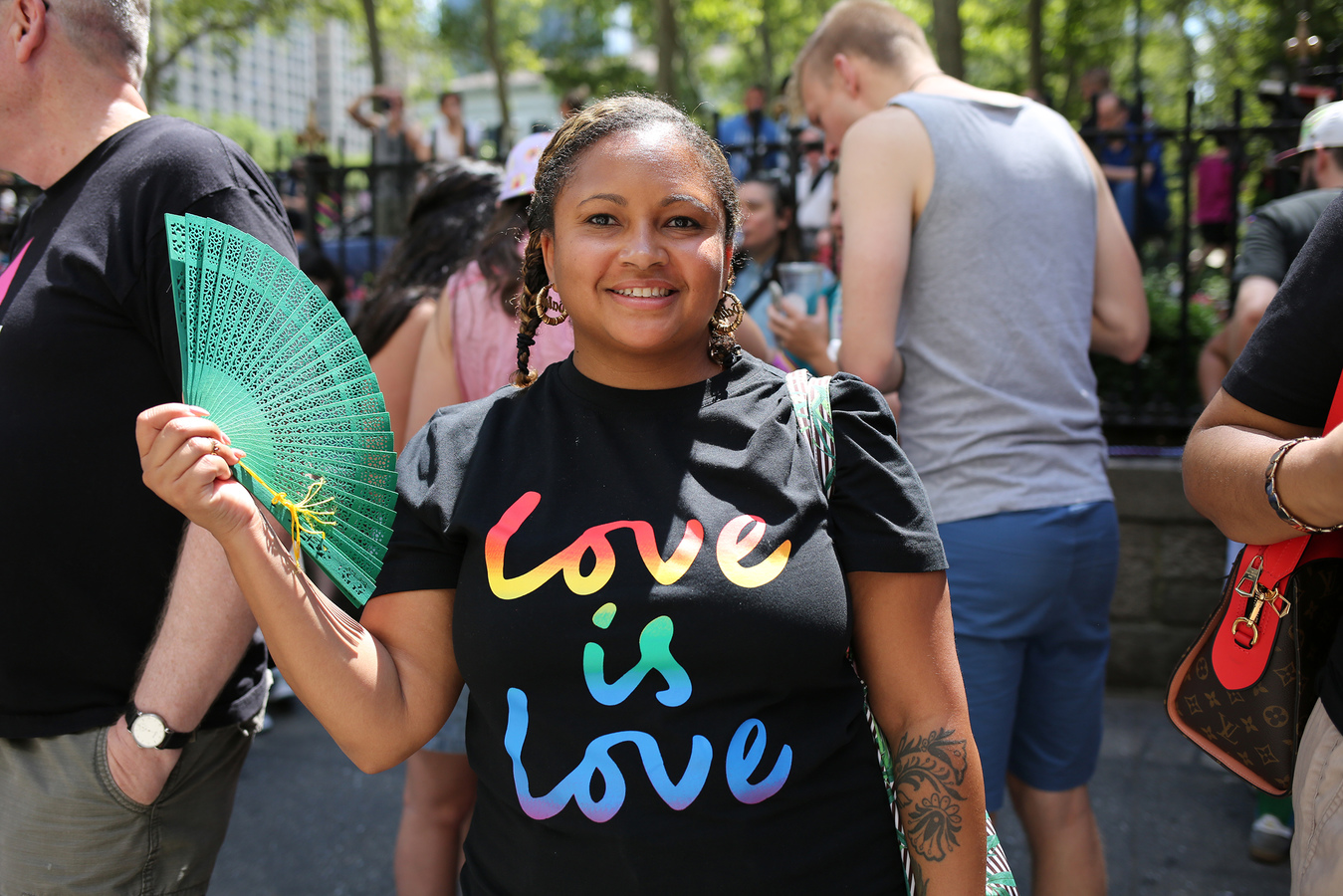 USA 2017- Queer Liberation March NYC 6/30/19
