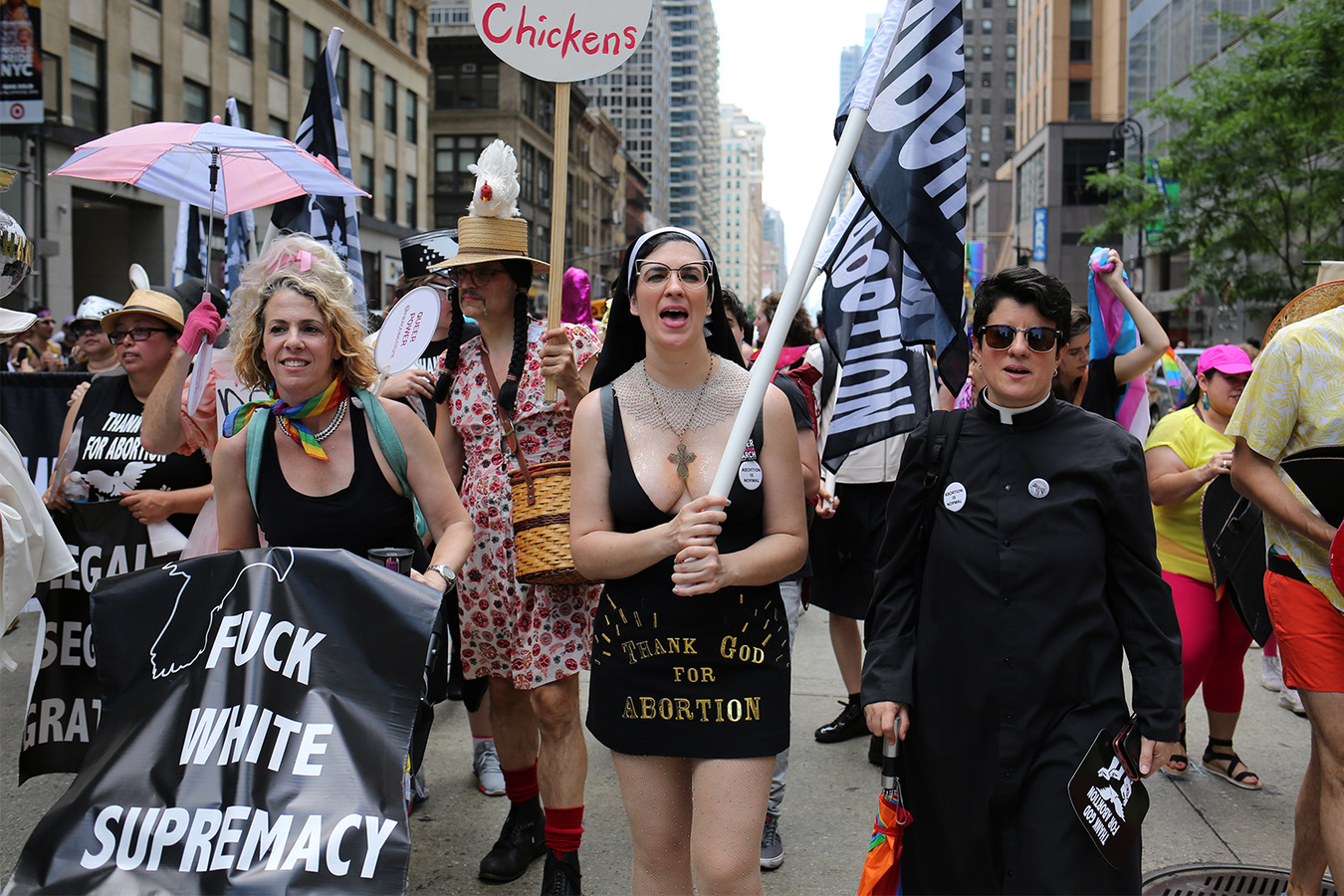 Current Project Queer Liberation March NYC 6/30/19
