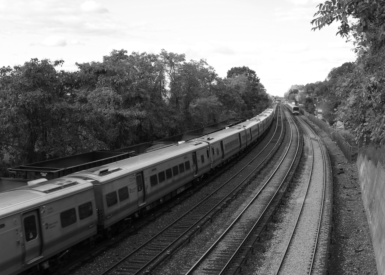Portfolio Hudson Line, Departing Hastings #4