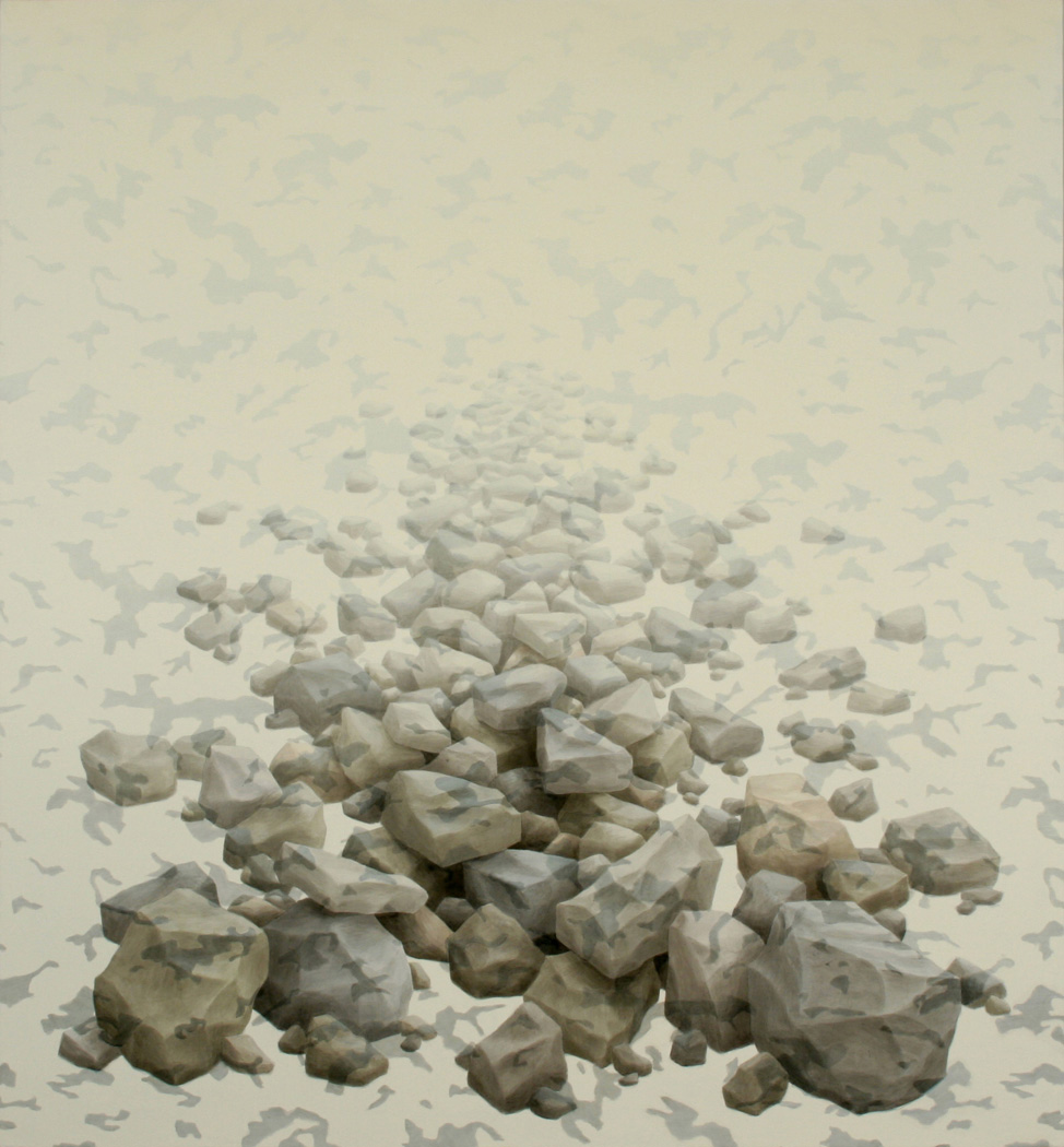 Gina Ruggeri Paintings 2002–2015 Oil on canvas