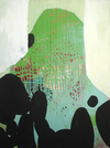 2008 acrylic on canvas