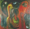 2001 acrylic on canvas