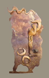 Harry Powers Earthscape Cast Bronze