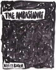 The Ambassadors, Carl & Sloan Contemporary, 5/2016 Gouache on paper