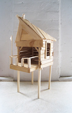 Heather Swenson Hideout wood