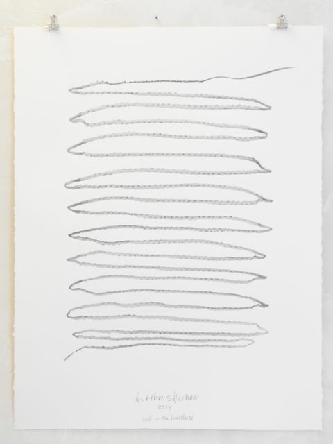heather sheehan on paper on 300g cotton paper
