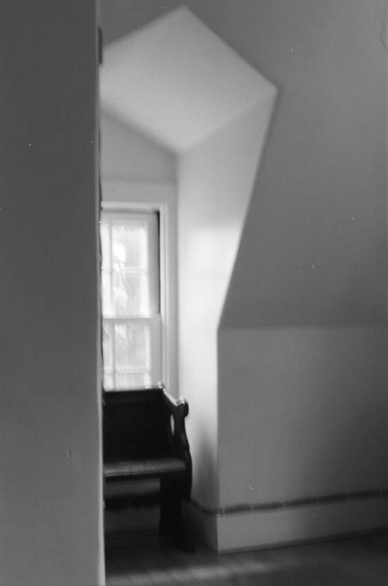 heather sheehan Confessions of a Bishop's Housekeeper B&W 35 mm Film Photography
