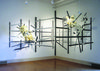 Anamorphic Installations mixed mediums