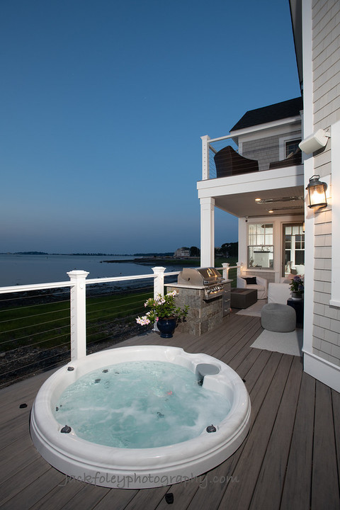 Heidi Condon Residential Design                                                                                  Cohasset, Hingham, Scituate, Duxbury Pools