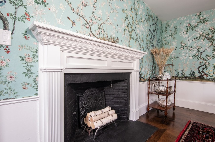 Heidi Condon Residential Design                                                                                  Cohasset, Hingham, Scituate, Duxbury Fireplaces