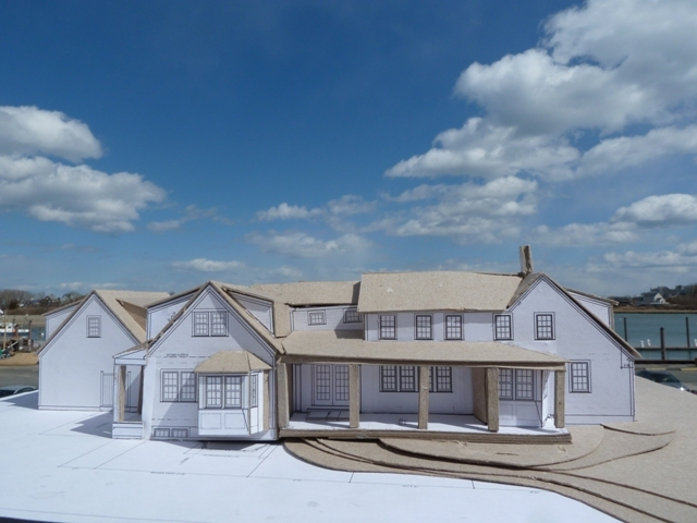 Heidi Condon Residential Design                                                                                  Cohasset, Hingham, Scituate, Duxbury Models and 3-D Renderings