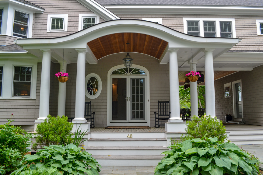 Heidi Condon Architectural Design                                                                                  Cohasset, Hingham, Scituate, Duxbury Entry Ways