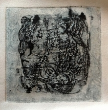 Gallery collagraph