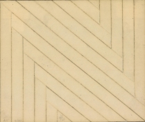HJ BOTT  BEFORE DoV; earlier than March 7, 1972   charcoal nad graphite on masking tape on paper