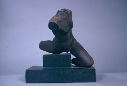 HJ BOTT  BEFORE DoV; earlier than March 7, 1972   patinated bronze