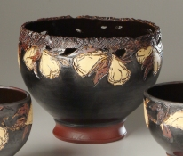Honey Hill Pottery Bowls Stoneware
