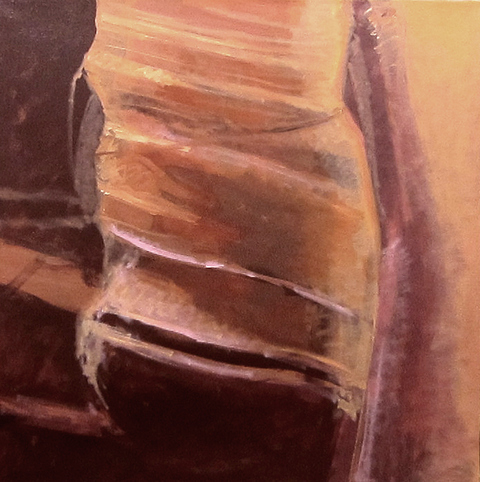 Howard Nathenson Fine Art  Antelope Canyon paintings
