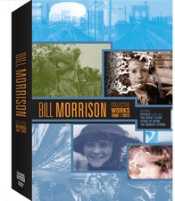 BILL MORRISON • HYPNOTIC PICTURES News 5-disc box set (4 DVD + 1 BD), 455 minutes