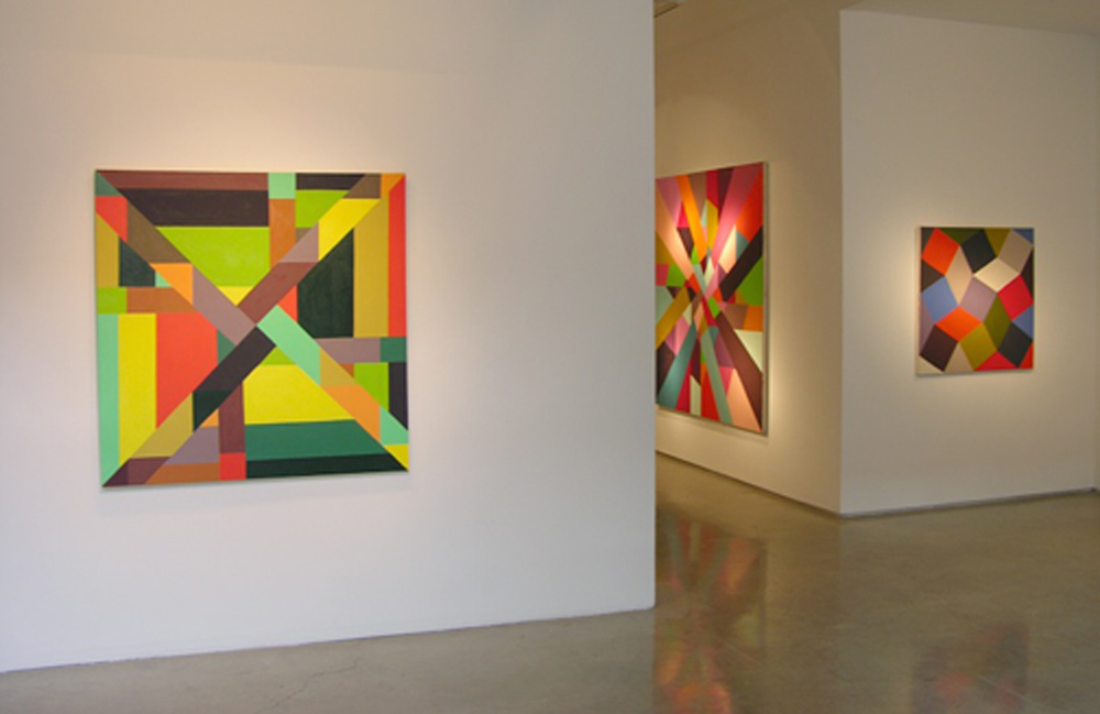 "Install Photos ""Razzmatazz"", Nancy Margolis Gallery"