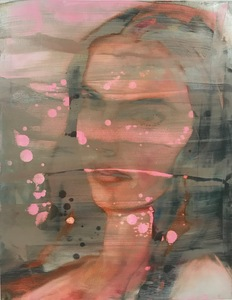 JACKIE REEVES MEMORY PAINTINGS Oil on wood