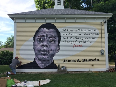 JACKIE REEVES James Baldwin On 6A