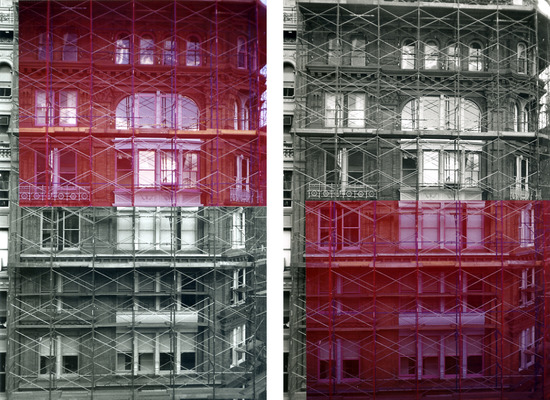 James Barth Gallery 2 1996-2000 Photographic Construction
