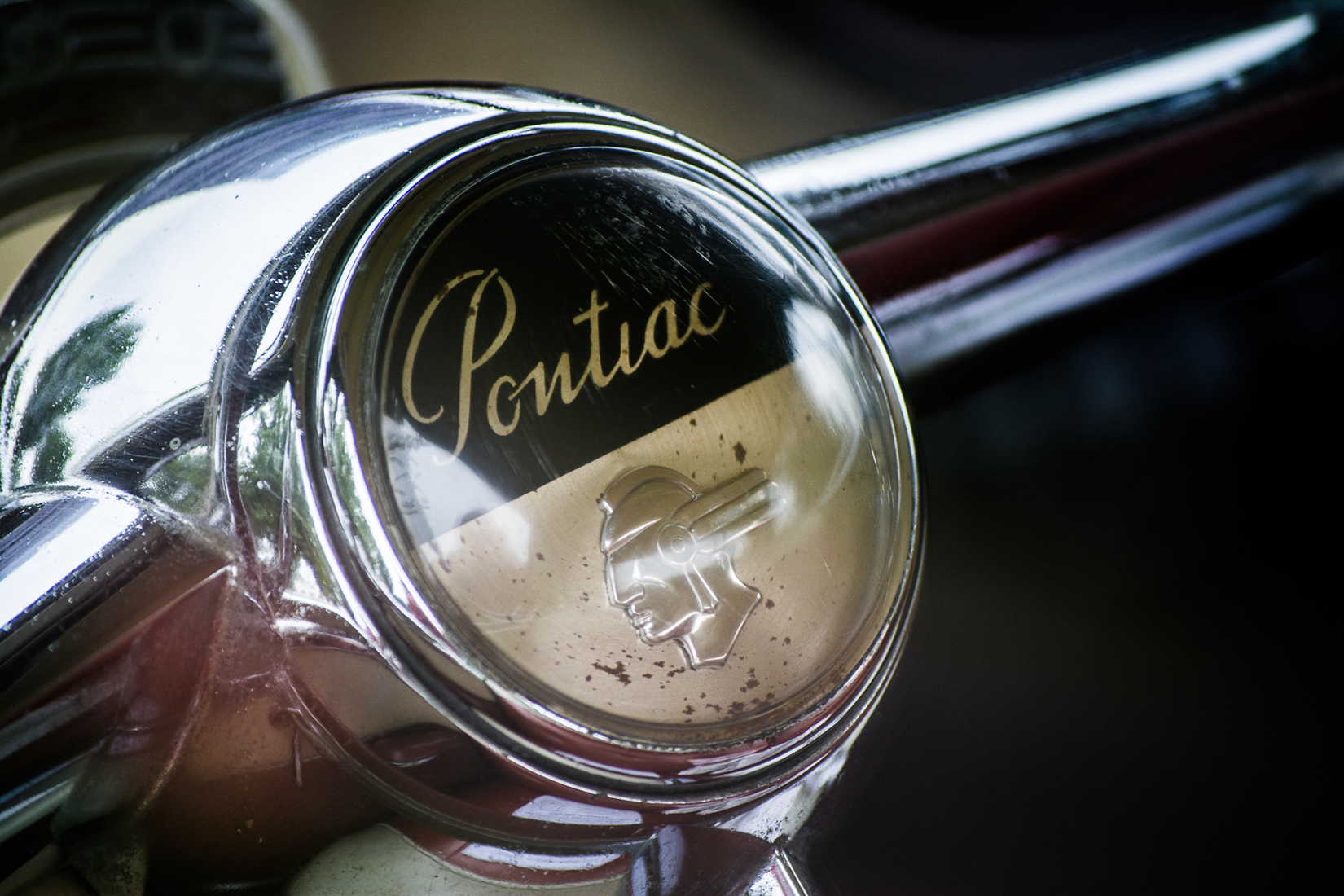 Automotive 1950 Pontiac
