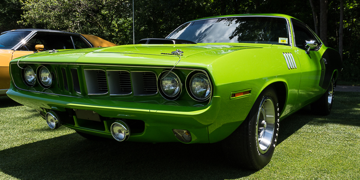 Automotive 1971 Hemi 'Cuda