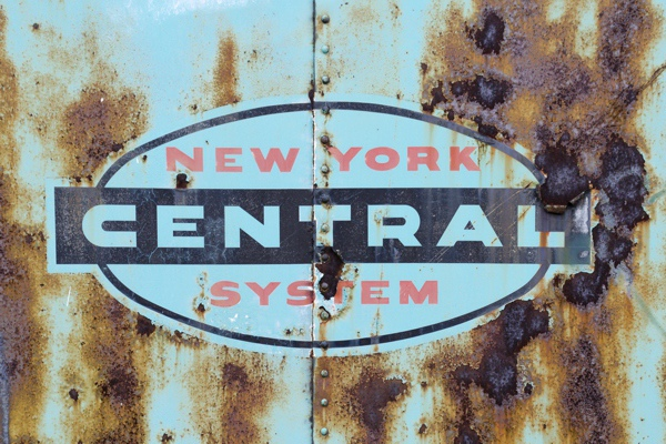 Iron, Steel and Steam NY Central Box Car