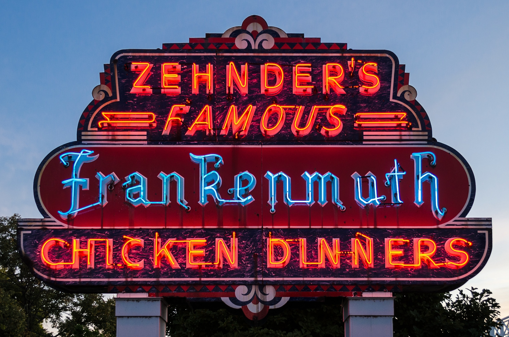 Neon Zender's - Frankenmuth, Michigan