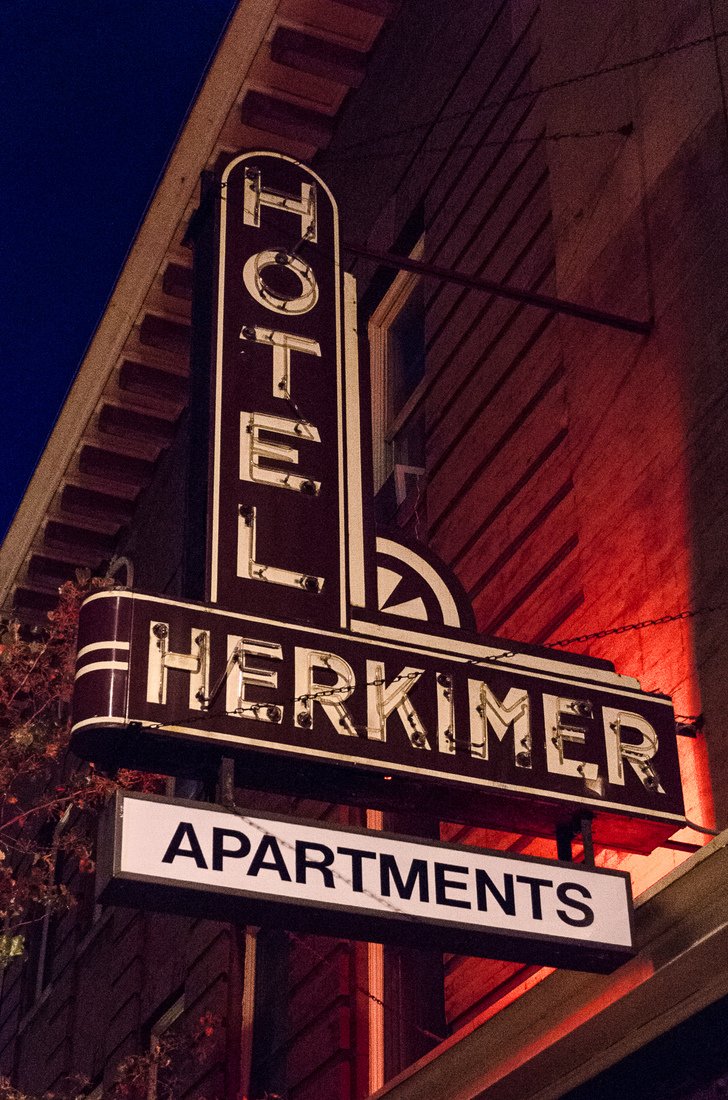 Neon Herkimer No. 2 - Grand Rapids