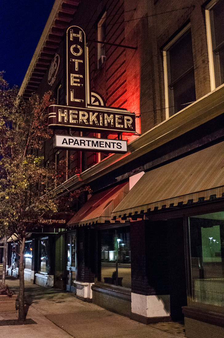 Neon Herkimer No. 1 - Grand Rapids, Michigan