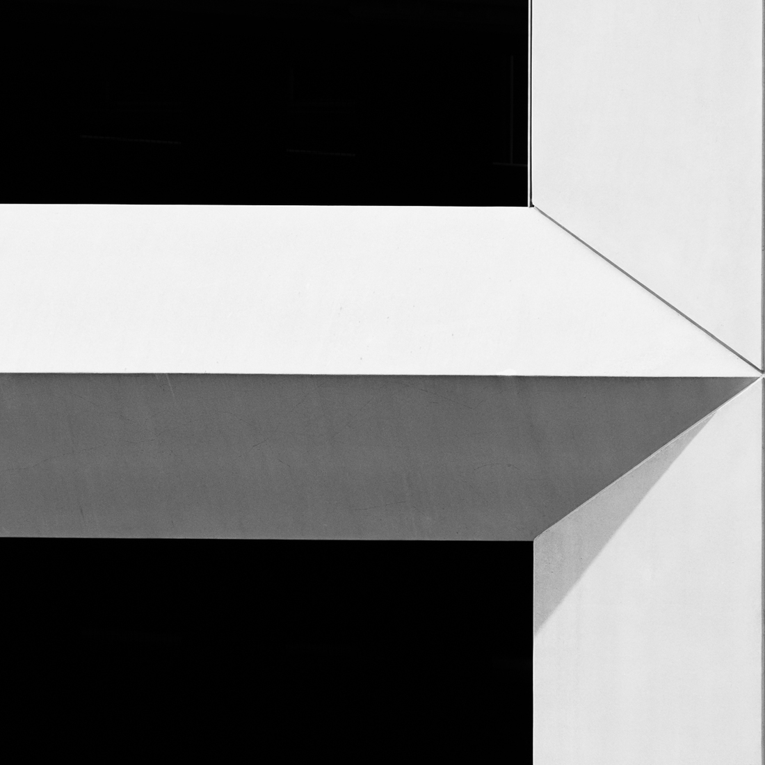 In Civitatem In Civitatem No. 9 - Geometric Abstract
