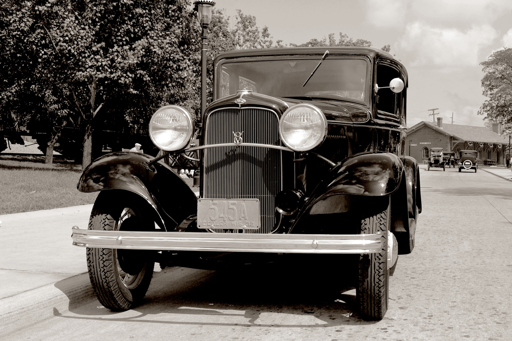 Automotive 1932 Ford
