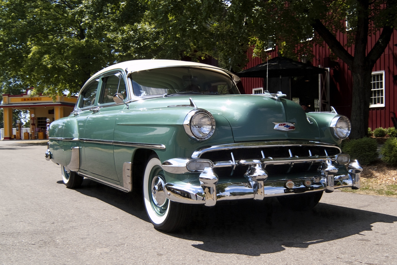 Automotive 1954 Chevrolet