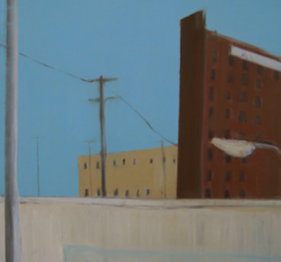 Jane Deering Gallery Exhibition: Beauty, the affordable Oil on canvas
