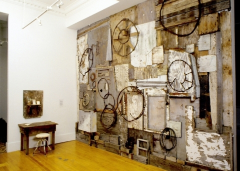 Jane Deering Gallery Dawn Southworth Mixed media installation