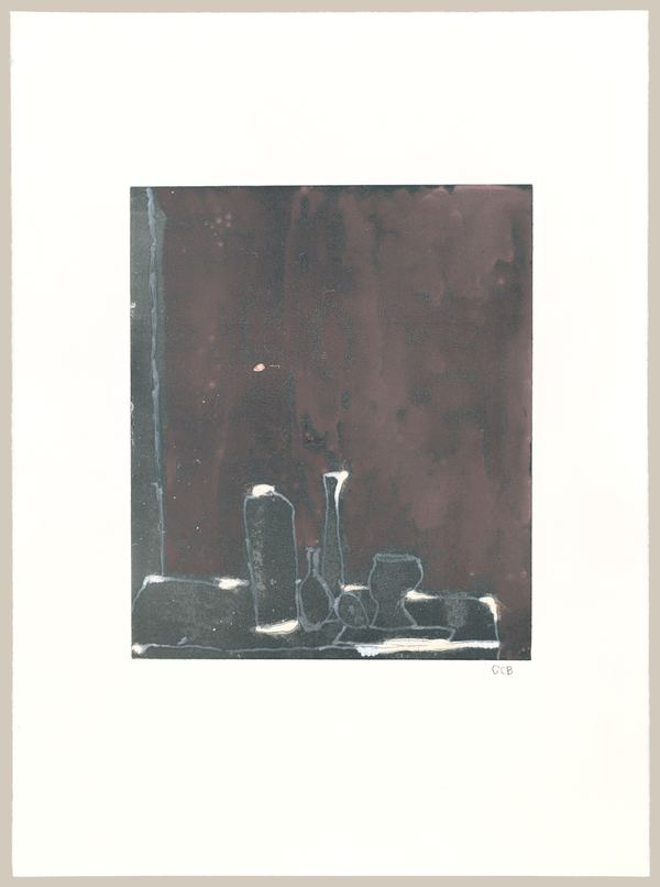 Jane Deering Gallery Geoffrey Bayliss Viscosity monotype