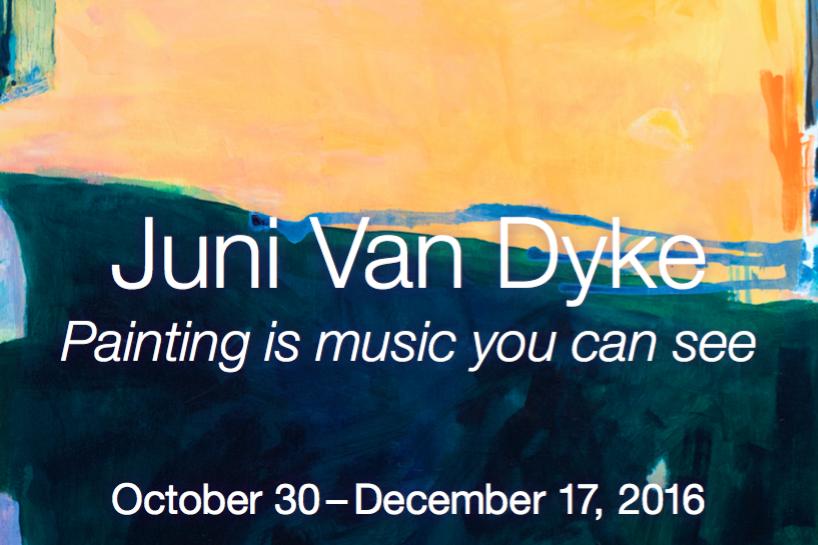 Jane Deering Gallery Juni Van Dyke | Painting is music you can see