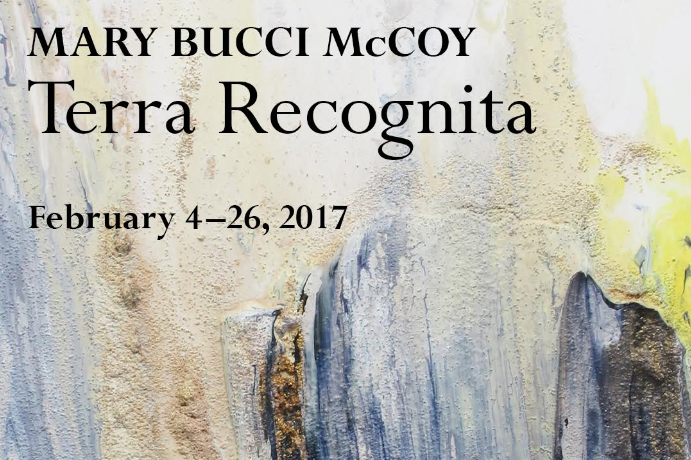 Jane Deering Gallery Mary Bucci McCoy | Terra Recognita