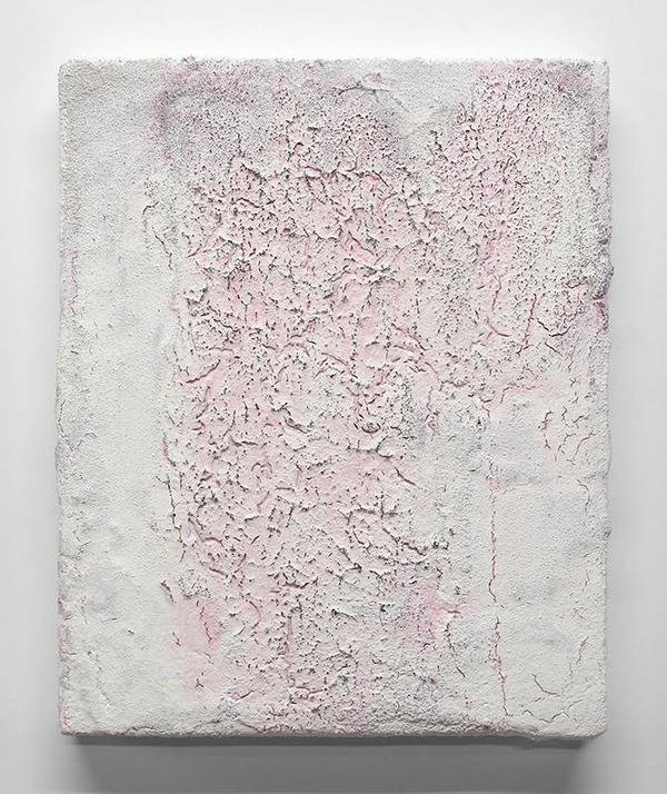 Jane Deering Gallery Mary Bucci McCoy | Terra Recognita Acrylic and silica sand on panel