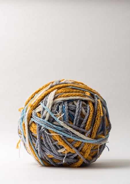 Jane Deering Gallery A Turning Point | the contemporary landscape Wool yarn