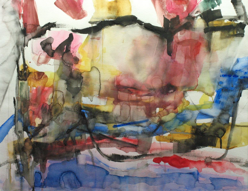 Jane Deering Gallery A Turning Point | the contemporary landscape Watercolor on paper