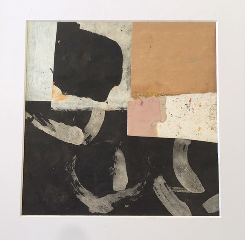 Jane Deering Gallery Formally Taught ..... And Not Mixed media collage
